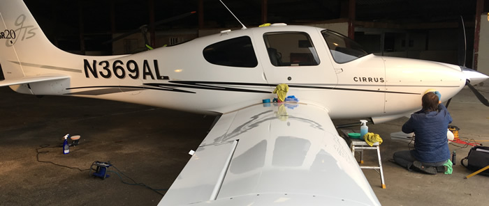 Aircraft cleaning and valeting services Norfolk